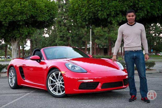2017 Porsche 718 Boxster: 5 Reasons to Buy - Video featured image large thumb1