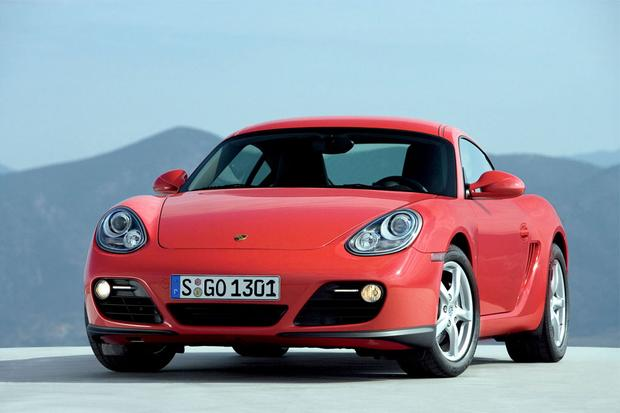 2012 Porsche Cayman: New Car Review featured image large thumb0