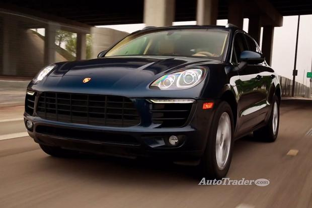 2015 Porsche Macan: 5 Reasons to Buy - Video featured image large thumb1