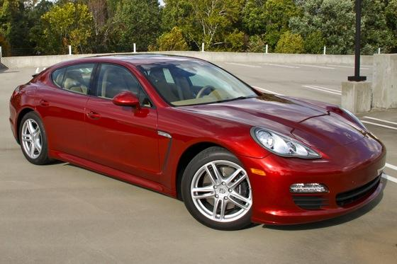5 Reasons to Buy: 2011 Porsche Panamera featured image large thumb0
