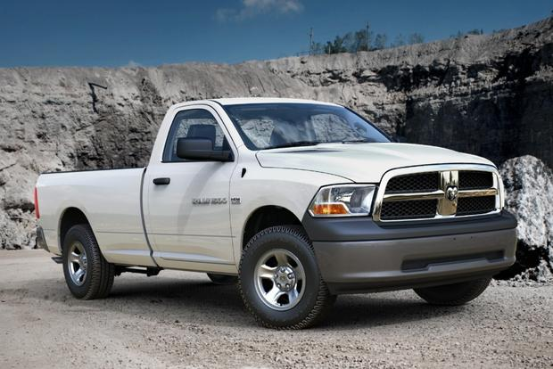 capsule review 2015 dodge ram quad cab tradesman. Cars Review. Best American Auto & Cars Review