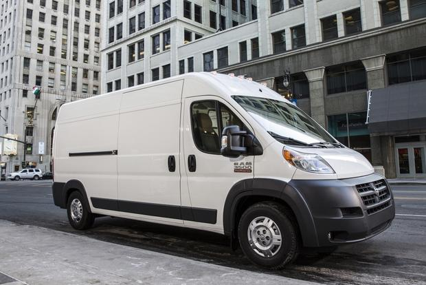 2014 Ram ProMaster: Overview featured image large thumb0