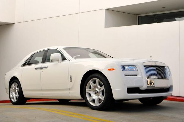2014 Rolls-Royce Ghost: Overview featured image large thumb0