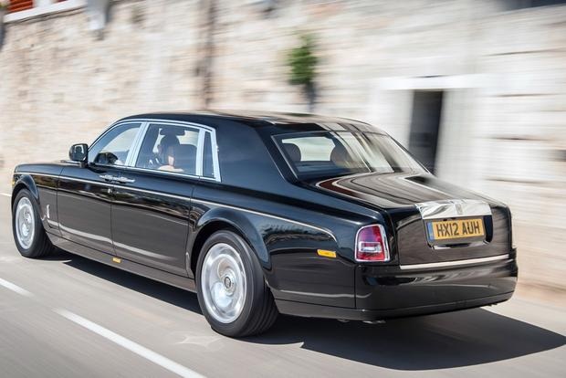 2014 Rolls-Royce Phantom: Overview featured image large thumb0