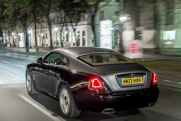 2014 Rolls-Royce Wraith: Overview featured image large thumb0