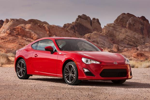 2013 Scion FR-S: First Drive featured image large thumb0