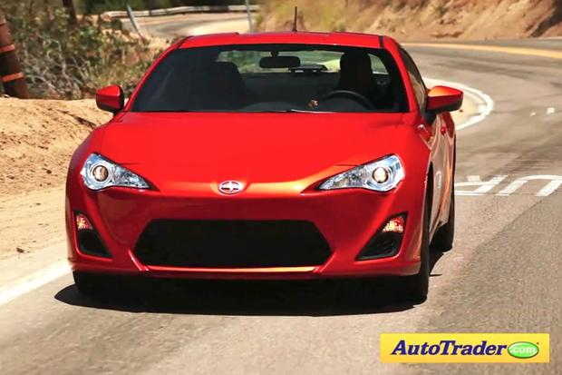 2013 Scion FR-S: 5 Reasons to Buy - Video featured image large thumb1