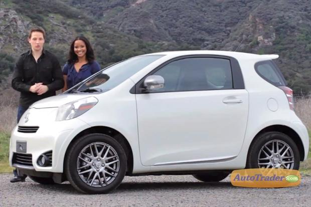 2012 Scion iQ: New Car Review - Video featured image large thumb1
