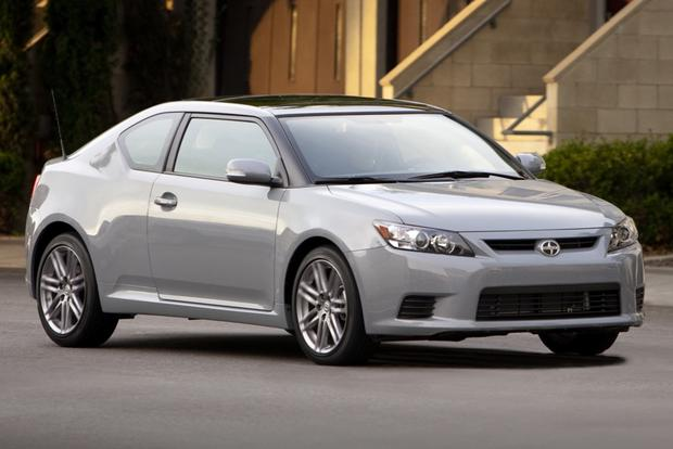 2012 scion tc new car review autotrader. Black Bedroom Furniture Sets. Home Design Ideas