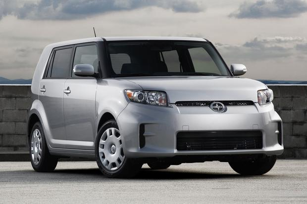 2012 Scion xB: New Car Review featured image large thumb0