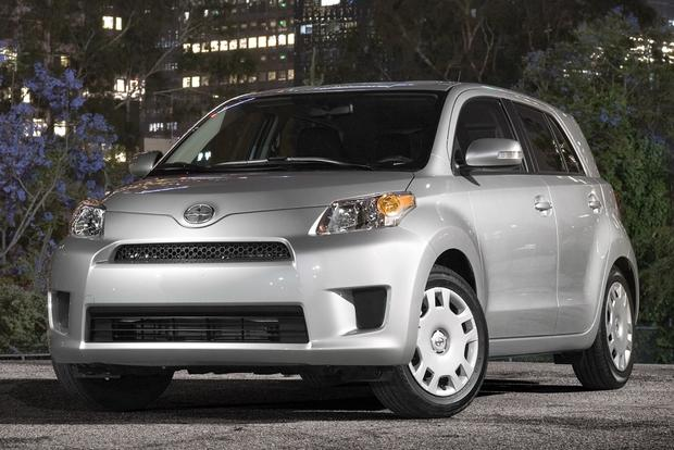 2012 Scion xD: New Car Review featured image large thumb0