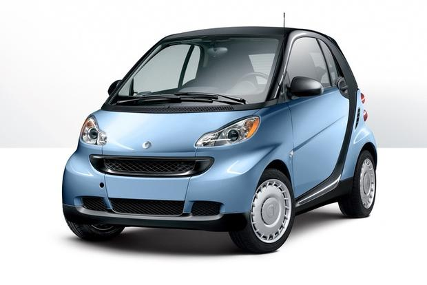 2012 Smart Fortwo: New Car Review featured image large thumb0
