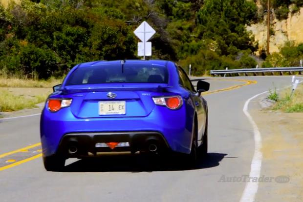 2013 Subaru BRZ: New Car Review - Video featured image large thumb1