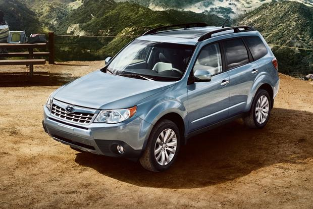 2012 Subaru Forester: New Car Review featured image large thumb0