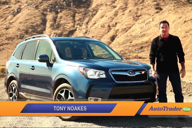 2014 Subaru Forester: 5 Reasons to Buy - Video featured image large thumb1