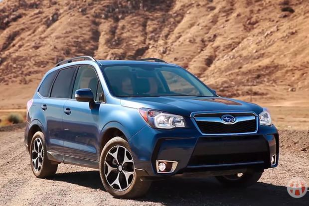 2015 Subaru Forester XT: 5 Reasons to Buy - Video featured image large thumb1
