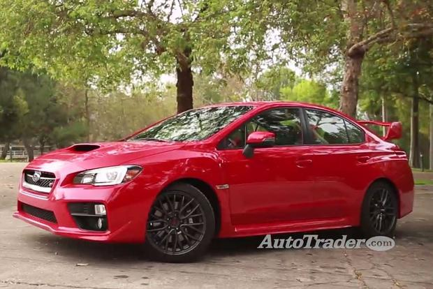 2015 Subaru WRX STI: 5 Reasons to Buy - Video featured image large thumb1