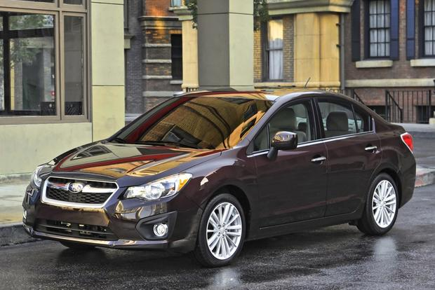 2012 Subaru Impreza: First Drive featured image large thumb0