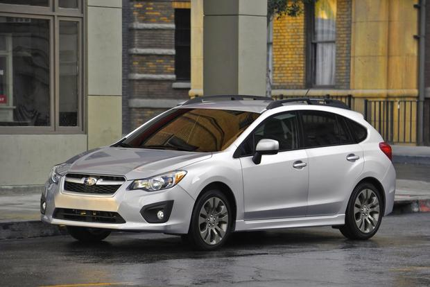 2012 Subaru Impreza: New Car Review featured image large thumb0