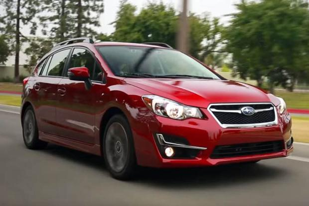 2016 Subaru Impreza: 5 Reasons to Buy - Video featured image large thumb1