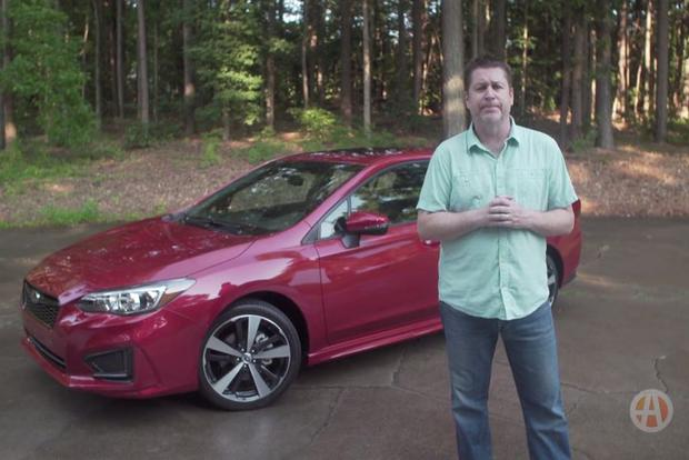 2017 Subaru Impreza: Real World Review - Video featured image large thumb1