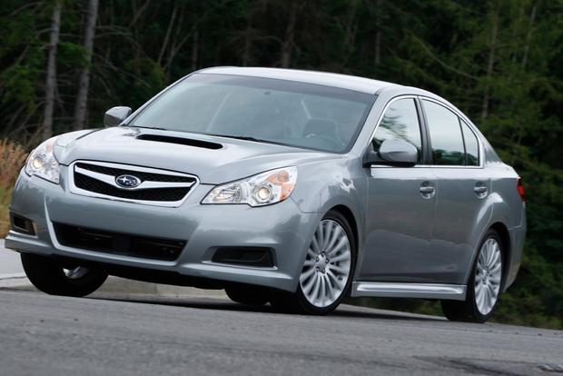 2012 Subaru Legacy: New Car Review featured image large thumb0
