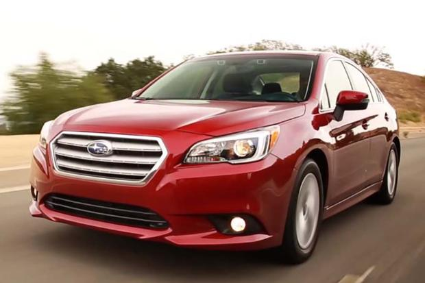 2016 Subaru Legacy: 5 Reasons to Buy - Video featured image large thumb1