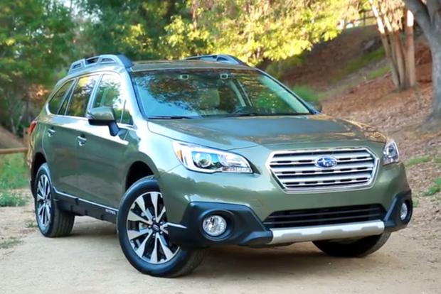 2016 Subaru Outback: 5 Reasons to Buy - Video featured image large thumb1