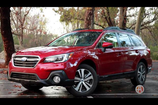 Video | 2018 Subaru Outback: 60-Second Stats featured image large thumb1
