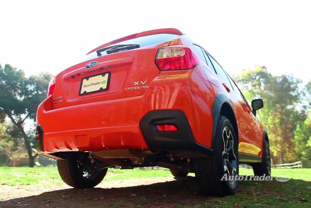 2014 Subaru XV Crosstrek: 5 Reasons to Buy featured image large thumb1