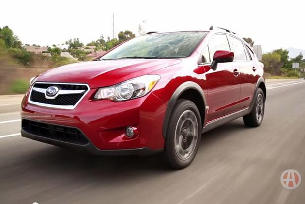 2017 Subaru Xv Crosstrek 5 Reasons To Video