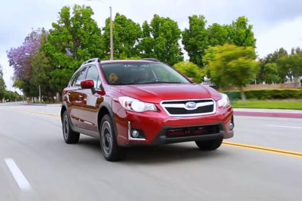 2016 Subaru Crosstrek: 5 Reasons to Buy - Video featured image large thumb1
