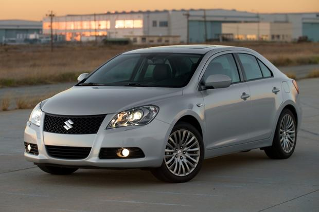 2012 Suzuki Kizashi: New Car Review featured image large thumb0