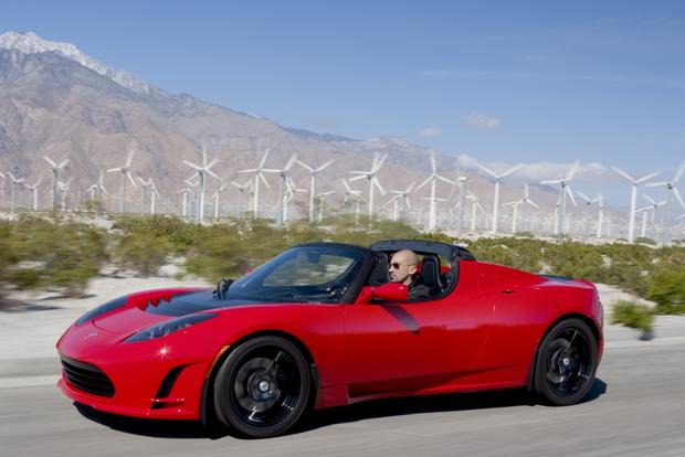 2011 Tesla Roadster: Overview featured image large thumb0