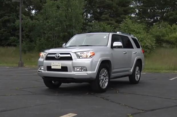 2012 Toyota 4Runner: New Car Review Video featured image large thumb1