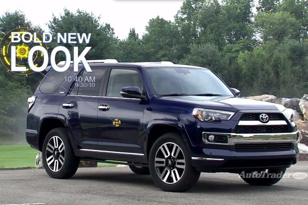 2014 Toyota 4Runner: 5 Reasons to Buy - Video featured image large thumb1