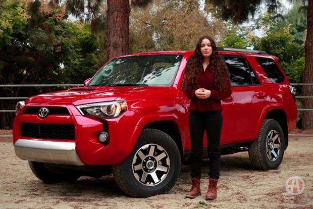 2018 Toyota 4runner 5 Reasons To Buy Video Autotrader