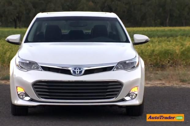 2013 Toyota Avalon: First Drive Review Video featured image large thumb1