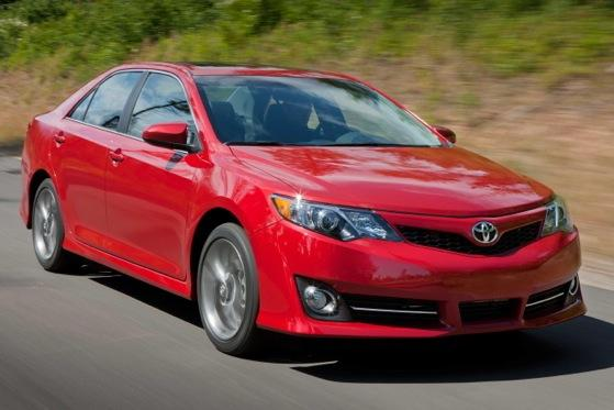 2012 Toyota Camry SE V6: Real World Test featured image large thumb0