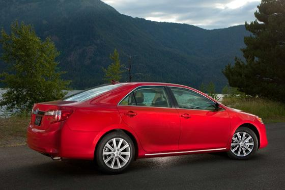 Camry Q&A: Does it have a towing capacity? featured image large thumb0