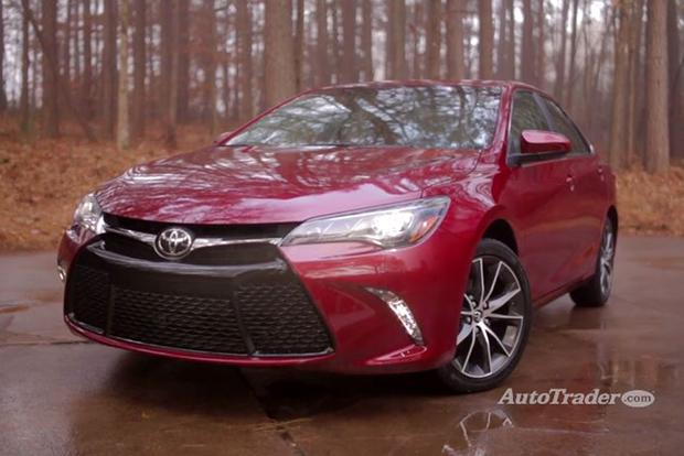 2015 Toyota Camry: New Car Review - Video featured image large thumb1