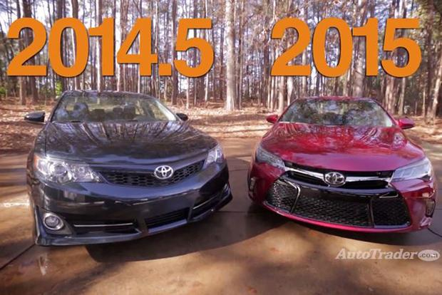 2014.5 vs. 2015 Toyota Camry: What's the Difference? - Video featured image large thumb1