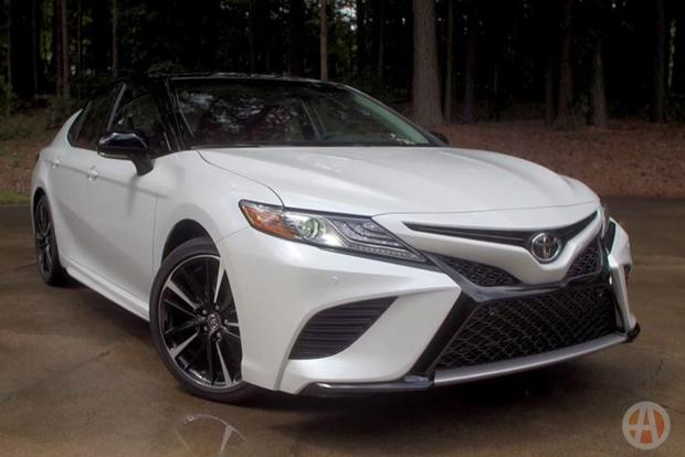 Video | 2018 Toyota Camry: Real World Review featured image large thumb1