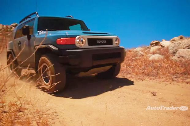 2014 Toyota FJ Cruiser: 5 Reasons to Buy - Video featured image large thumb2
