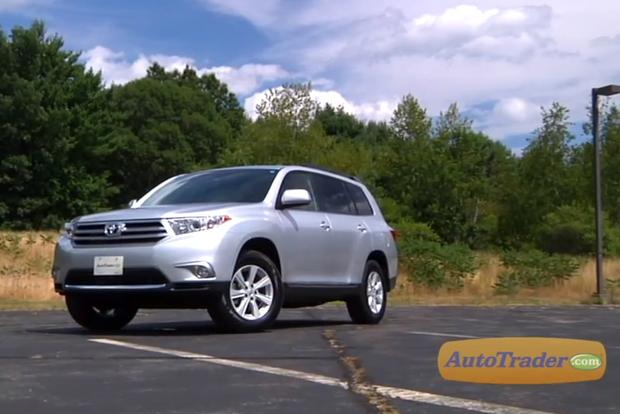 2012 Toyota Highlander: New Car Review Video featured image large thumb1