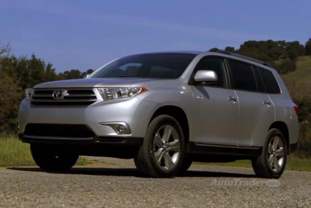 2013 Toyota Highlander: New Car Review   Video Featured Image Large Thumb1