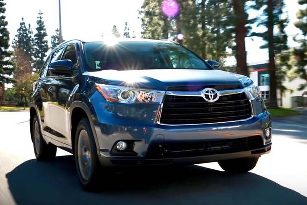 2016 Toyota Highlander: 5 Reasons to Buy - Video featured image large thumb1