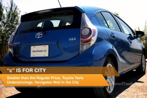 2013 Toyota Prius c: New Car Review - Video featured image large thumb1