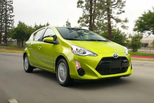2016 Toyota Prius c: 5 Reasons to Buy - Video featured image large thumb1