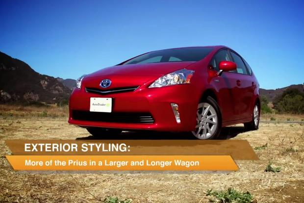 2013 Toyota Prius v: New Car Review - Video featured image large thumb1